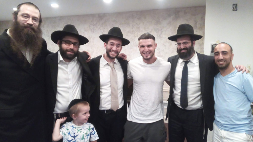 CBS Kollel & community members