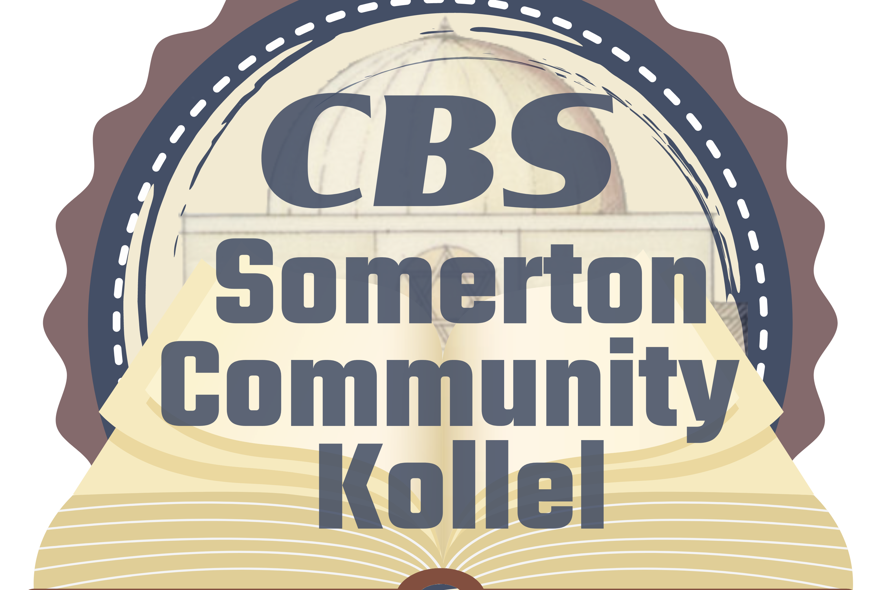 Narrow Logo for CBS Kollel